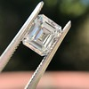 1.42ct Emerald Cut Diamond GIA FVVS2 25