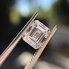 1.42ct Emerald Cut Diamond GIA FVVS2 10