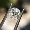 1.47ct Antique Cushion Cut Diamond GIA N VS2 10