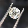 1.47ct Antique Cushion Cut Diamond GIA N VS2 8