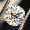 1.47ct Antique Cushion Cut Diamond GIA N VS2 1