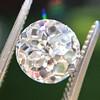 1.50ct Antique Jubilee Cut Diamond GIA H VS1 5