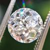1.50ct Antique Jubilee Cut Diamond GIA H VS1 1