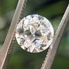 1.51ct Old European Cut Diamond, GIA I VVS2 0