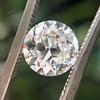 1.51ct Old European Cut Diamond, GIA I VVS2 3