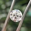1.51ct Old European Cut Diamond, GIA I VVS2 10