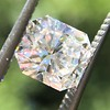 1.53ct Cut Cornered Brilliant Cut Diamond GIA G SI1 12
