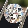 1.53ct Old European Cut Diamond GIA J VS2  7
