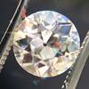 1.53ct Old European Cut Diamond GIA J VS2  15