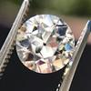 1.53ct Old European Cut Diamond GIA J VS2  8