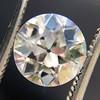 1.53ct Old European Cut Diamond GIA J VS2  0