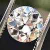 1.53ct Old European Cut Diamond GIA J VS2  6