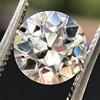 1.53ct Old European Cut Diamond GIA J VS2  10