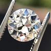 1.53ct Old European Cut Diamond GIA J VS2  14