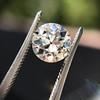 1.53ct Old European Cut Diamond GIA J VS2  11