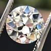 1.53ct Old European Cut Diamond GIA J VS2  9
