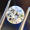 1.53ct Old European Cut Diamond GIA J VS2  3