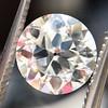 1.53ct Old European Cut Diamond GIA K VS2 1