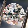 1.53ct Old European Cut Diamond GIA K VS2 11