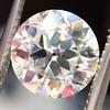 1.53ct Old European Cut Diamond GIA K VS2 5
