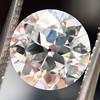1.53ct Old European Cut Diamond GIA K VS2 2