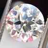 1.53ct Old European Cut Diamond GIA K VS2 0
