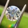 1.54ct Old European Cut Diamond GIA I VS2 4