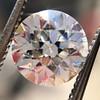 1.54ct Old European Cut Diamond GIA J VS1 15