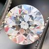 1.54ct Old European Cut Diamond GIA J VS1 1