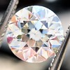 1.54ct Old European Cut Diamond GIA J VS1 5