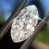 1.59ct Antique Marquise Cut Diamond GIA F VS2 16