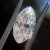 1.59ct Antique Marquise Cut Diamond GIA F VS2 4