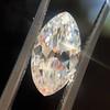 1.59ct Antique Marquise Cut Diamond GIA F VS2 5
