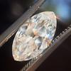 1.59ct Antique Marquise Cut Diamond GIA F VS2 3