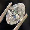 1.59ct Marquise/Moval Cut Diamond GIA G VS1 0