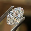 1.59ct Marquise/Moval Cut Diamond GIA G VS1 17