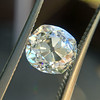1.60ct Antique Cushion Cut GIA L, VS1 1