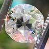 1.60ct Old Mine Cut Diamond, GIA H VS2 0