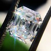 1.60ct Vintage Emerald Cut Diamond GIA G SI2 0