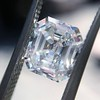 1.60ct Vintage Emerald Cut Diamond GIA G SI2 14