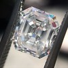 1.60ct Vintage Emerald Cut Diamond GIA G SI2 4