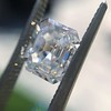 1.60ct Vintage Emerald Cut Diamond GIA G SI2 21