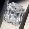 1.60ct Vintage Emerald Cut Diamond GIA G SI2 6