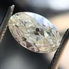 1.64ct Antique Oval Cut Diamond