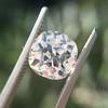1.71ct Antique Cushion Cut Diamond, GIA I SI1 1