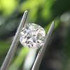 1.71ct Antique Cushion Cut Diamond, GIA I SI1 16