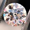 1.72ct Old European Cut Diamond AGS K VS1 33