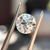 1.72ct Old European Cut Diamond AGS K VS1 38