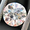 1.72ct Old European Cut Diamond AGS K VS1 20