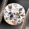 1.72ct Old European Cut Diamond AGS K VS1 15